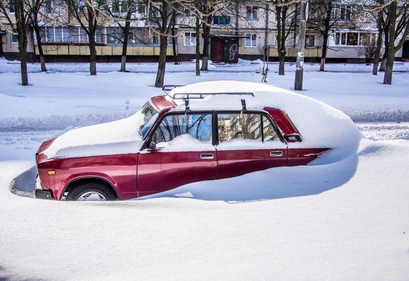 Auto e inverno, come affrontare le basse temperature